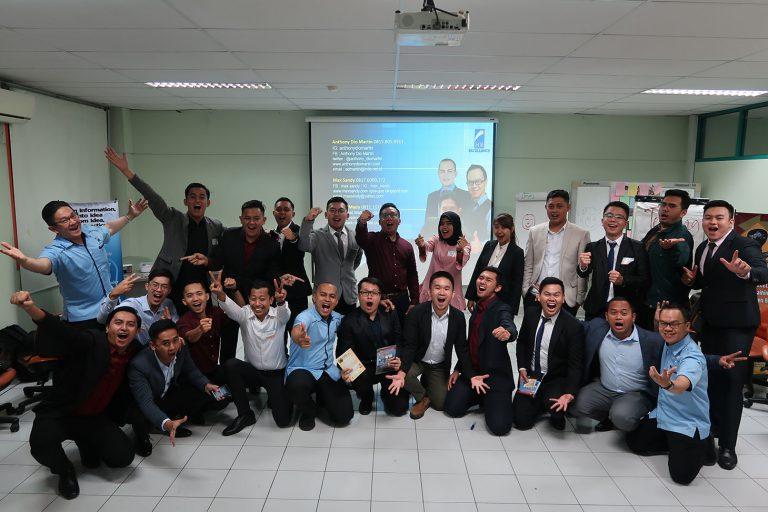 The Power Trainer PT. Astra Honda Motor, 20-22 Januari 2020, Astra Honda Training Centre-Jakarta