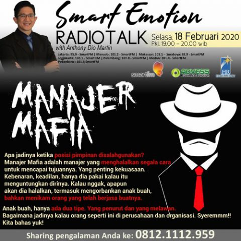 Smart Emotion: Manajer Mafia