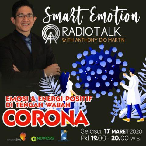 Smart Emotion: Emosi & Energi Positif di Tengah Wabah CORONA