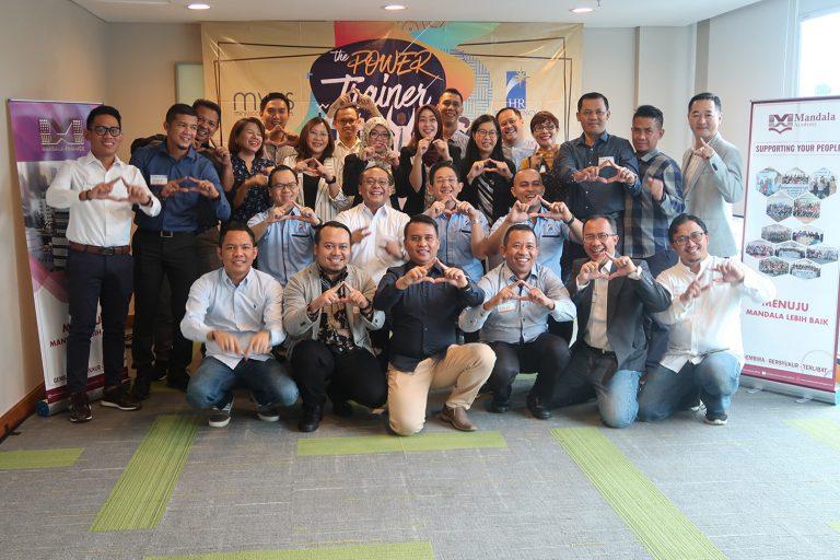 "Workshop ""POWER TRAINER"" MANDALA FINANCE, 17 Februari 2020, Hotel Holiday Inn Matraman-Jakarta."