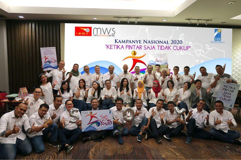 Kick Off Kampanye Nasional #SaveOurYouth 2020, 9 Maret 2020, JDC Building Jakarta