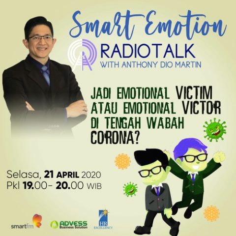 Smart Emotion: Jadi Emotional Victim atau Emotional Victor di Tengah Wabah Corona