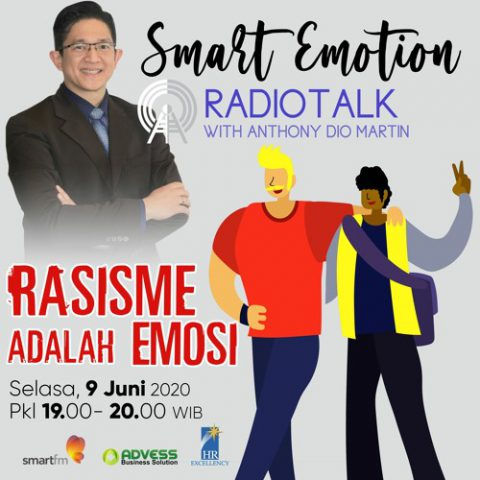 Smart Emotion: RASISME adalah Emosi