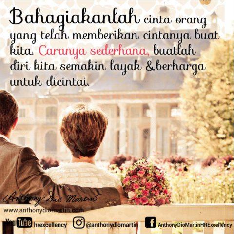 Bahagiakan Cinta Orang