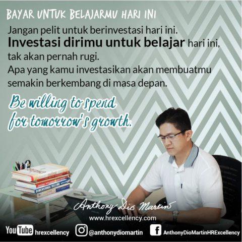 Bayar Untuk Belajar