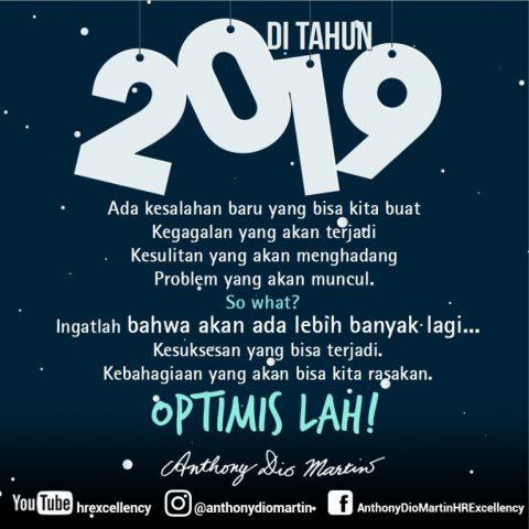 Ditahun 2019