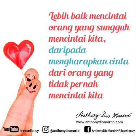 Lebih Baik Mencintai