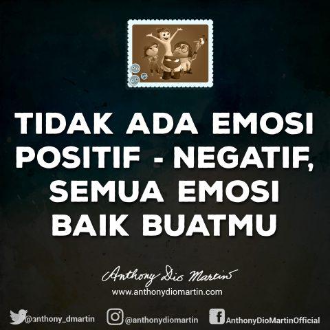 Tidak Ada Emosi Positif Negatif