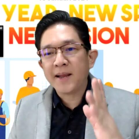 Live Event New Year, New Spirit, New Vision! 13 Januari 2021 PT Wijaya Karya Tbk
